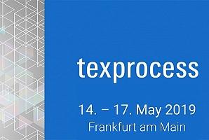 Razstavljali smo na sejmu TEXPROCESS v Frankfurtu
