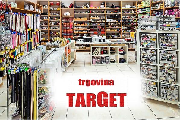 trgovina TARGET BTC Ljubljana - URNIK 09.00 -19.00